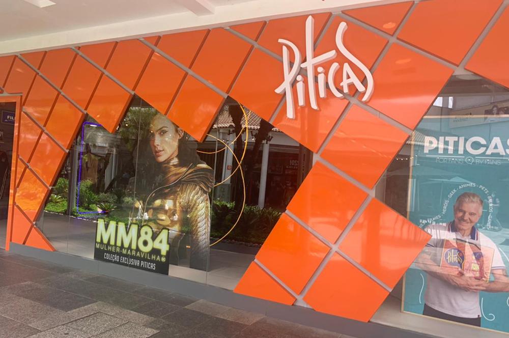 Piticas Experience inaugura no Shopping Tamboré