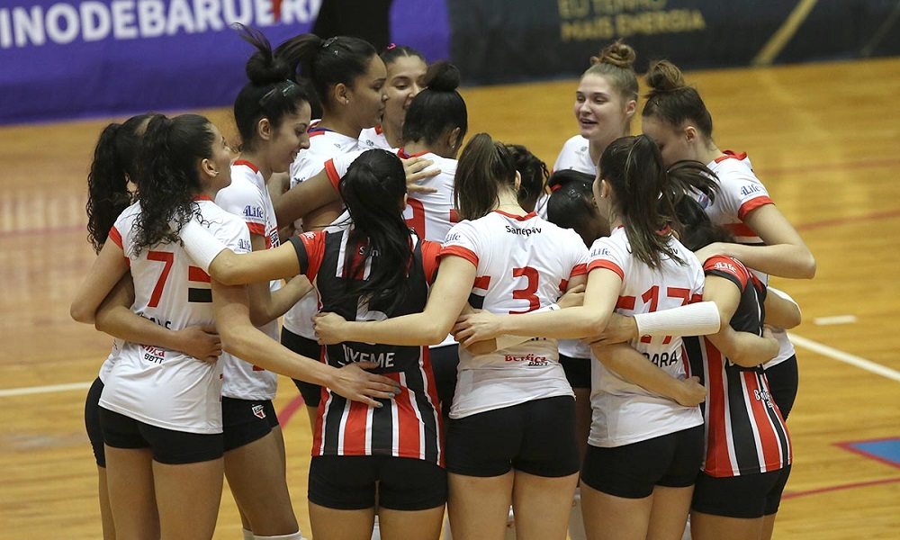 Prevent Senior é o novo patrocinador do São Paulo/Barueri