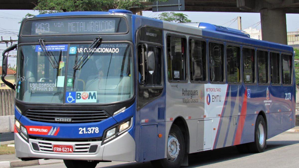 Barueri, Parnaíba, Osasco e Carapicuíba, contarão com mais ônibus da EMTU