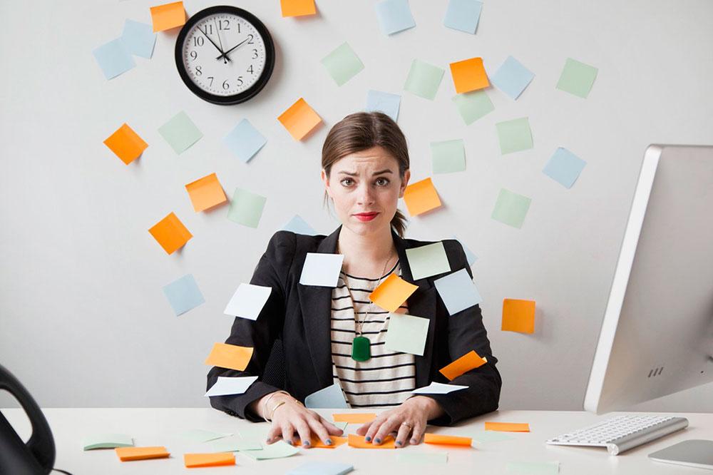 A gestão do tempo e o controle da ansiedade
