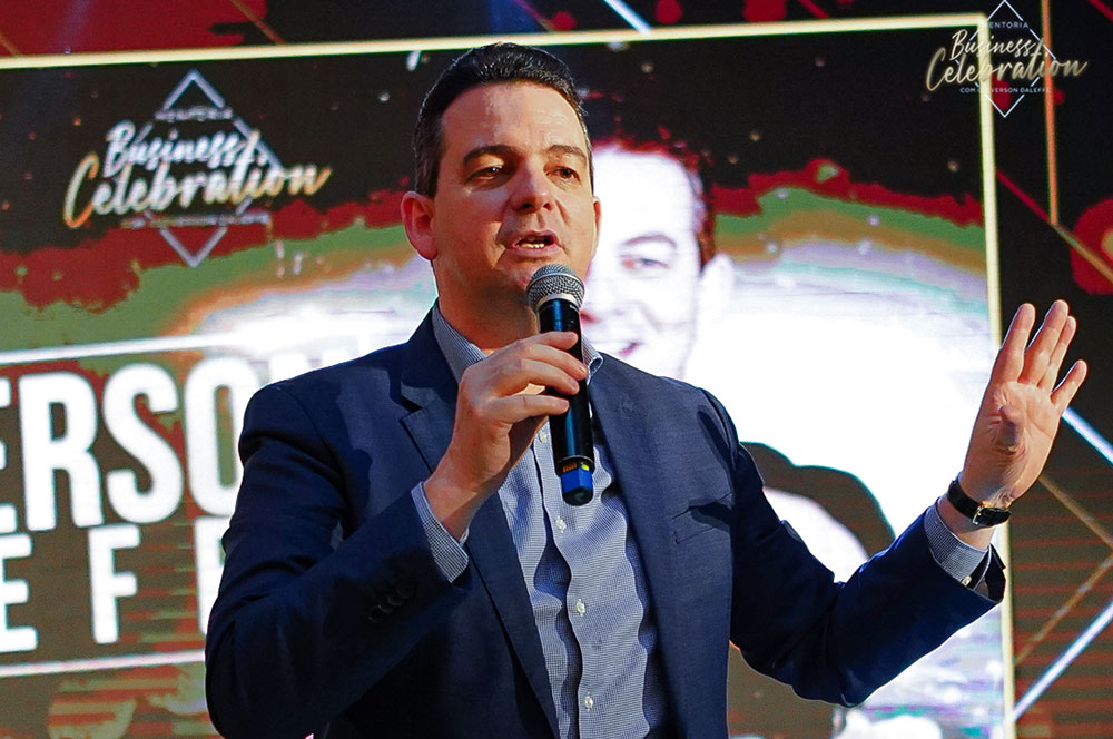 Ele é brilhante | Cleverson Daleffe – Veja também alguns empresários da área digital e de outros setores com destaque na nossa região