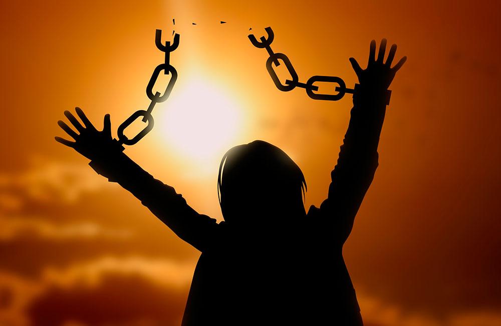 Liberte-se do passado!