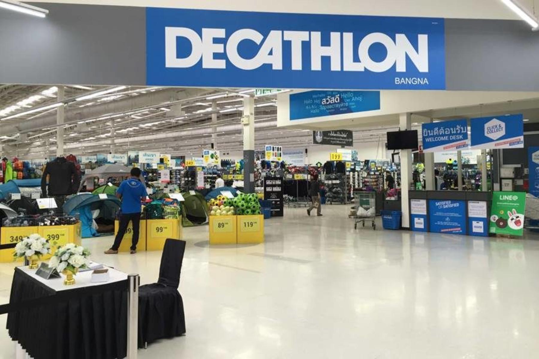 Decathlon tem vaga nas unidades de Barueri e Osasco