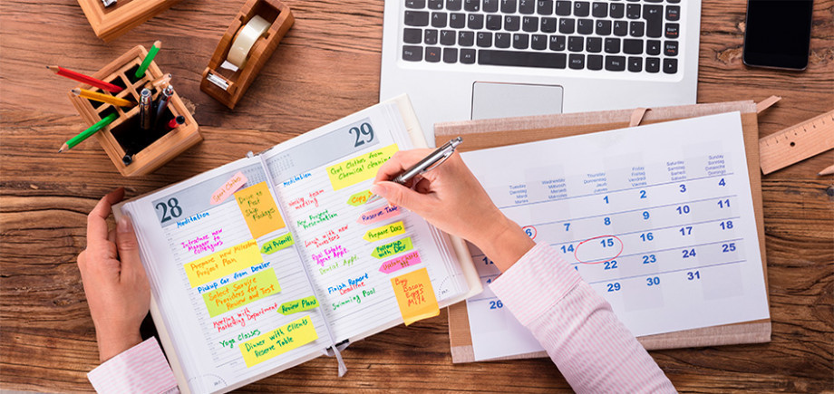 Como organizar a sua vida em 31 dias