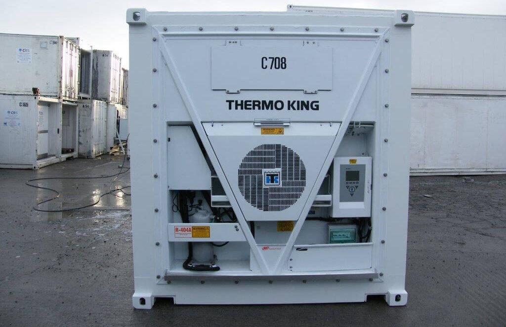 Thermo King desenvolveu um Super Freezer para vacinas