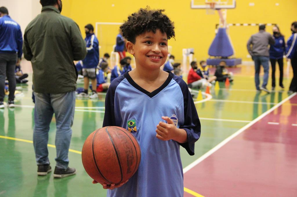 Lucca dos Santos, orgulho do basquete de Barueri