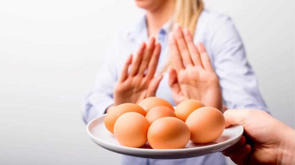 Alergia ao ovo e possíveis substituições em receitas