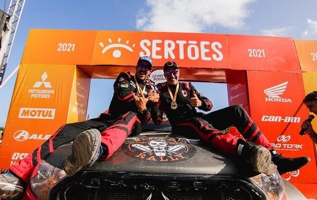 Equipe de Alphaville conquistou quatro pódios no Sertões