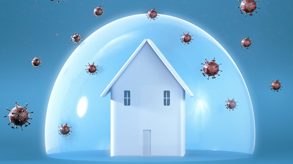 CORONAVÍRUS – Como manter a casa limpa e se proteger do vírus
