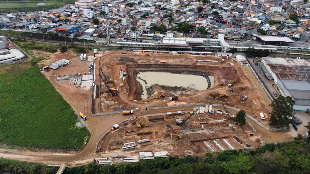 Barueri terá piscinão para combater enchentes no Centro