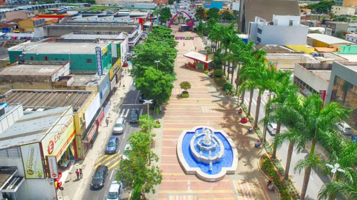 Barueri terá arena moderna para feiras e exposições