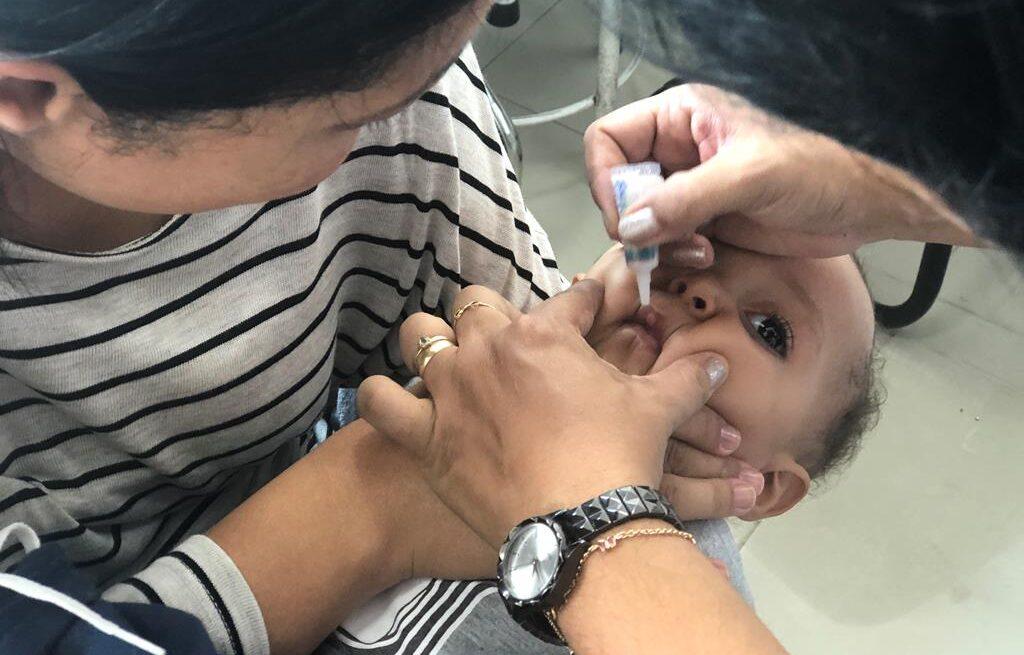 """""""Dia V"""" de Multivacinação para crianças e adolescentes neste sábado"""